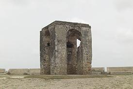 ジャフナの古い建物