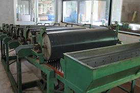 紅茶加工工場