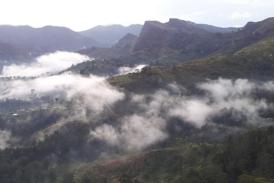 マウベシの風景