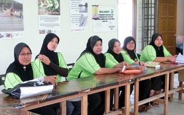 【寄付のお願い】マレーシア女性グループの食品加工事業 マングローブ茶の製造を増やしたい!