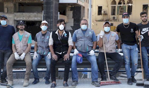 【ベイルート大規模爆発レポート】#2 爆発から2週間。市民とNGOによる懸命な活動が続いています。