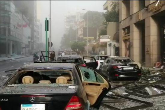 【ベイルート大規模爆発レポート】#1突如起こった爆発事故。経済危機、コロナ、爆発…。今、我々に何ができるのか。