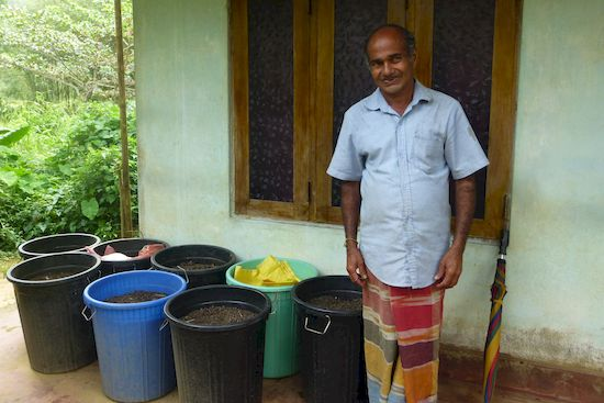 小規模有機栽培茶農家グループ・エクサのメンバー紹介#2
